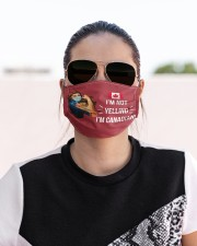 canada girl not yelling mas  Cloth Face Mask - 3 Pack aos-face-mask-lifestyle-02