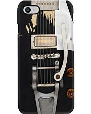 Nei Youn old blak Gibso Le Pau guitar dvhh-NTH Phone Case i-phone-8-case