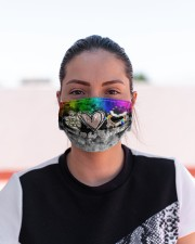 peace-love-kindness-hands-black-lgbt-mas Cloth Face Mask - 3 Pack aos-face-mask-lifestyle-03