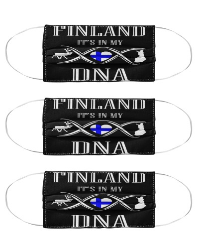 FINLAND IT'S IN MY DNA mas