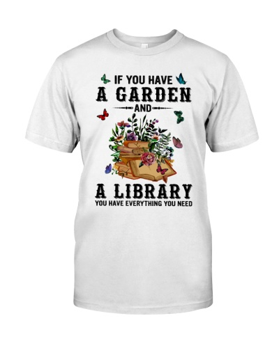 need garden and library