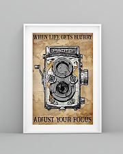 Photogreapher Adjust Your Focus 24x36 Poster lifestyle-poster-5