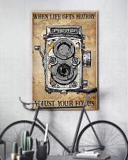Photogreapher Adjust Your Focus 24x36 Poster lifestyle-poster-7