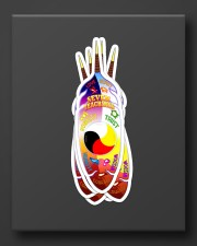 native american 7 teach feather lqt-ntv Sticker - 6 pack (Vertical) aos-sticker-6-pack-vertical-lifestyle-front-08