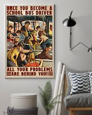 bus driver problem behind you poster 11x17 Poster lifestyle-poster-1