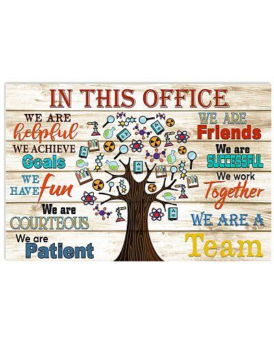 this office tree school chemistry