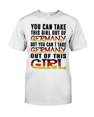 GERMANY GIRL TAKE