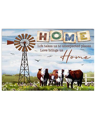 cow Love brings us Home