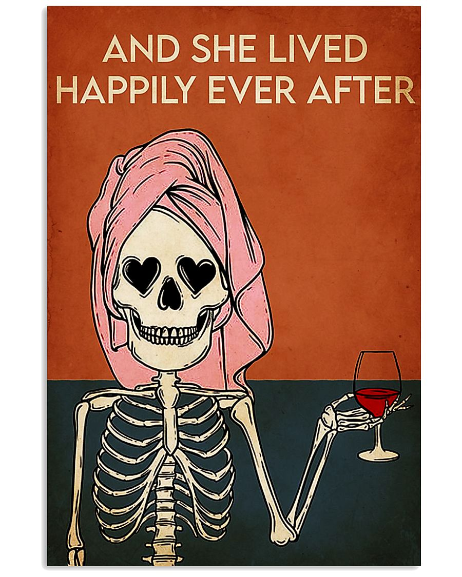 wine she happily ever after 11x17 Poster