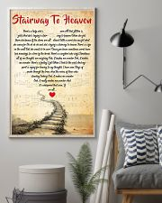 stair heaven 11x17 Poster lifestyle-poster-1