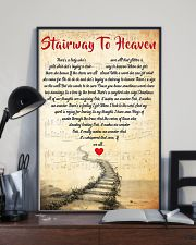 stair heaven 11x17 Poster lifestyle-poster-2