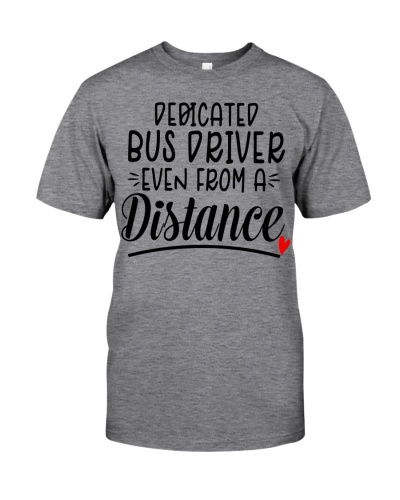 bus driver from a distance