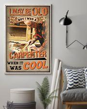 carpenter old man cool pt lqt ngt 11x17 Poster lifestyle-poster-1