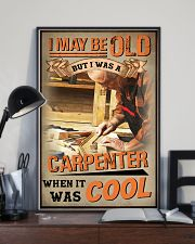 carpenter old man cool pt lqt ngt 11x17 Poster lifestyle-poster-2
