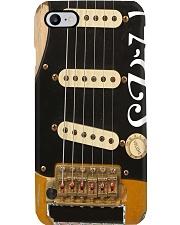 Stevi R Vaugh 1959 stra guitar case dvhh-dqh Phone Case i-phone-8-case