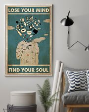 lunch lady find soul 11x17 Poster lifestyle-poster-1