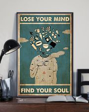 lunch lady find soul 11x17 Poster lifestyle-poster-2