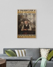 old bartender you don't stop poster ttb-pml 16x24 Gallery Wrapped Canvas Prints aos-canvas-pgw-16x24-lifestyle-front-16