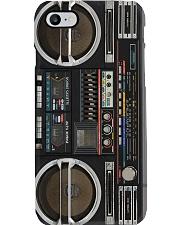 vintage boombox pc-ttb-nna5 Phone Case i-phone-8-case