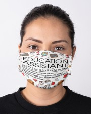 education assistant noun mas  Cloth Face Mask - 3 Pack aos-face-mask-lifestyle-01