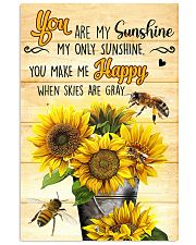 bee Hippie You Are My Sunshine  11x17 Poster front