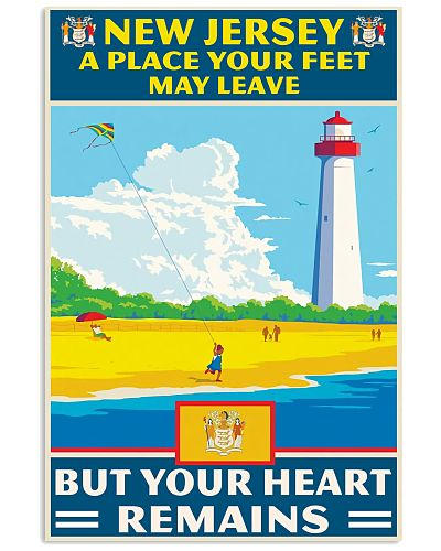 NEW JERSEY A PLACE YOUR HEART REMAINS