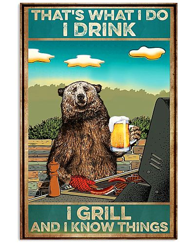Bear BBQ Drink And Grill