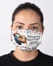 Teaching assistant squad mas Cloth Face Mask - 3 Pack aos-face-mask-lifestyle-01