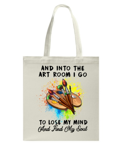 art and into