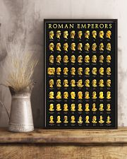 roman emperors 11x17 Poster lifestyle-poster-3