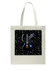 GUITAR THE MYSTERY mas Tote Bag thumbnail