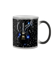 GUITAR THE MYSTERY mas Color Changing Mug thumbnail