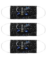 GUITAR THE MYSTERY mas Cloth Face Mask - 3 Pack front