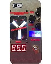BTTF electric guitar effect flux case dvhh-ntv Phone Case i-phone-8-case