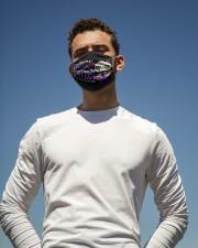 fibromyalgia energy mas Cloth Face Mask - 3 Pack aos-face-mask-lifestyle-11