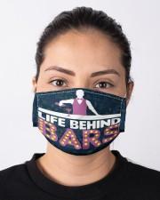 bartender life behind bars mas  Cloth Face Mask - 3 Pack aos-face-mask-lifestyle-01