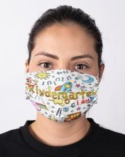 kindergarten I am mas Cloth Face Mask - 3 Pack aos-face-mask-lifestyle-01