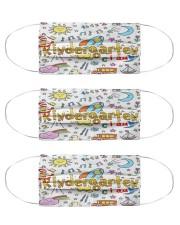 kindergarten I am mas Cloth Face Mask - 3 Pack front