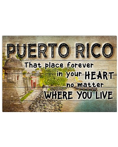 forever in my heart puerto rico