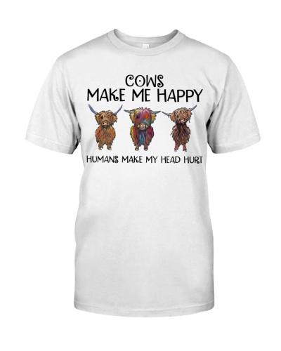 cows make me happy-humas make my head hurt