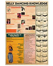 Belly dancing knowledge 11x17 Poster front