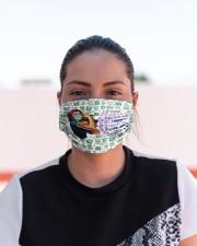 accountant crazy enough mas  Cloth Face Mask - 3 Pack aos-face-mask-lifestyle-03
