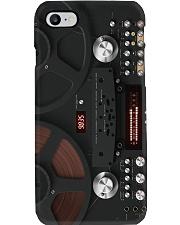reel tape recorder pc phq pml Phone Case i-phone-8-case