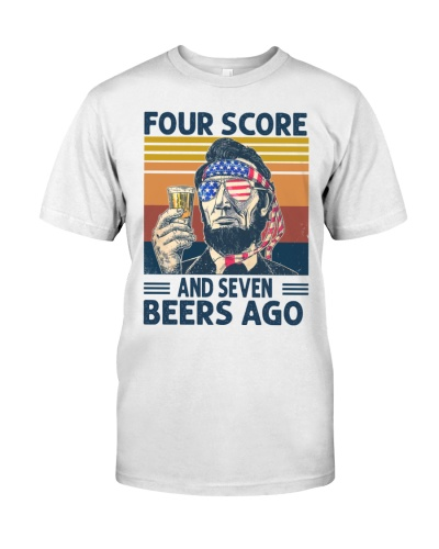 abraham lincol four score-seven-beers-ago