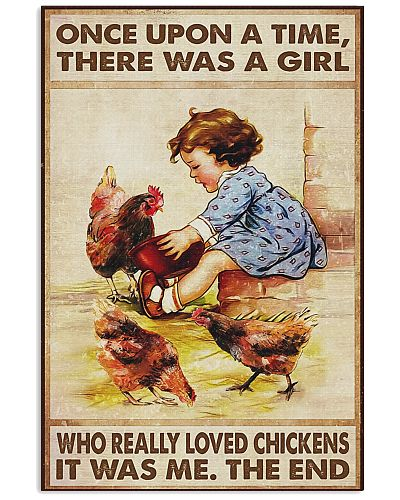 girl love chicken upon a time