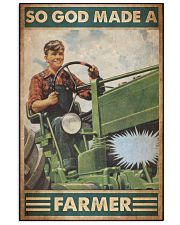 farmer boy so dog made poster 11x17 Poster front