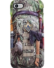 Bushcraft backpack pc mttn-dqh Phone Case i-phone-8-case