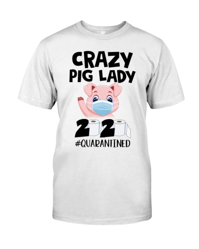 crazy pig lady 2020