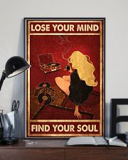 Turntables Lose Your Mind Find Your Soul  11x17 Poster lifestyle-poster-2
