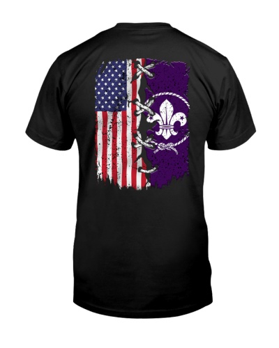 scout flag us flag